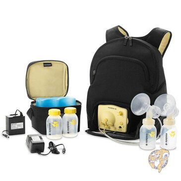 Medela Pump in Style Advanced Double Electric Breast Pump with Backpack メデラ 電動 搾乳器 リュック セット