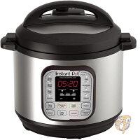 インスタントポットキッチン家電炊飯器PressureCooker6qt8クォートIP-DUO80電気圧力鍋インスタントポット