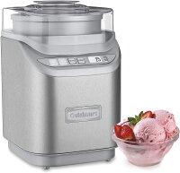 CuisinartクイジナートICE-70アイスクリームメーカー家庭用ジェラートシャーベットメーカー並行輸入品