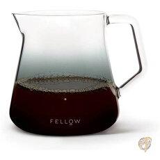 Fellowフェローガラスカラフェ500mLスモークグレー耐熱ガラスポットコーヒーカラフェFellowコーヒー