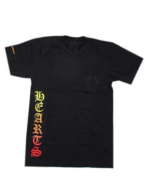 トップス, Tシャツ・カットソー SML CHROME HEARTSTblack