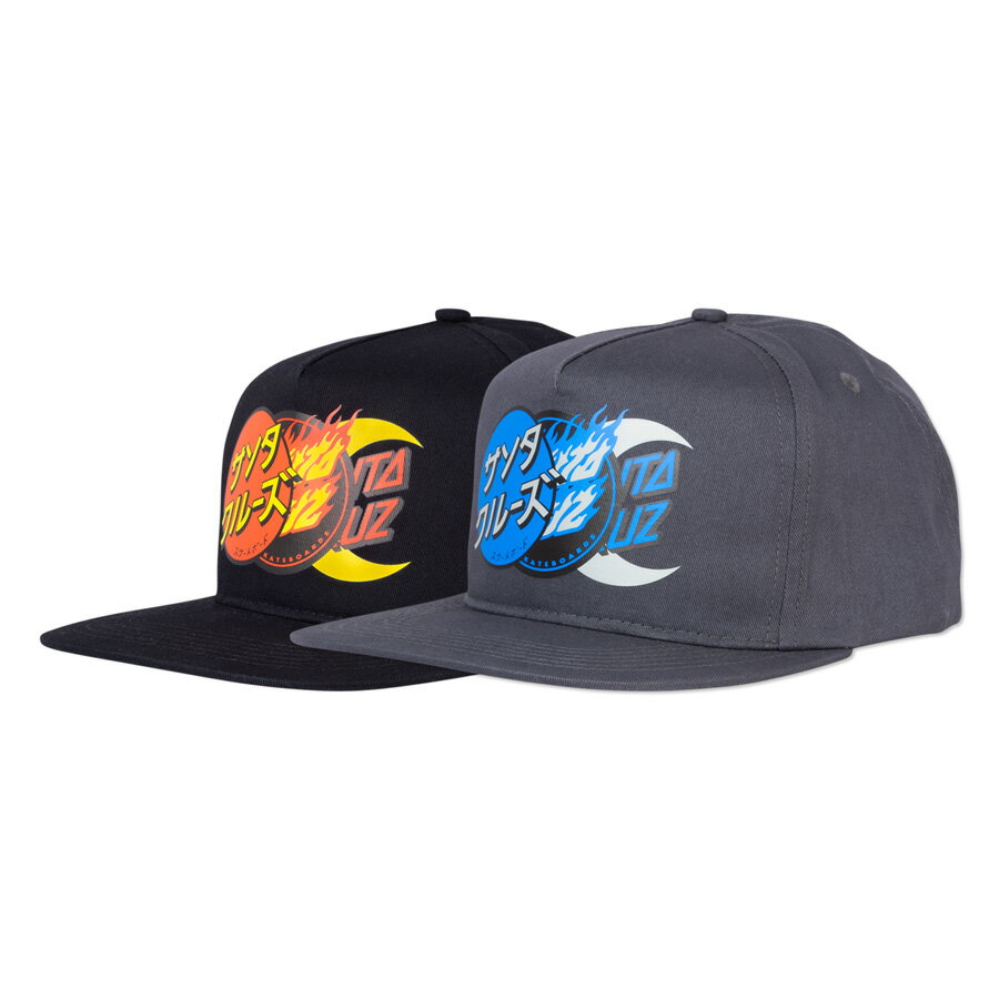 メンズ帽子, キャップ SANTA CRUZ DOT GROUP SNAPBACK MID PROFILE HAT MENS CAP sk8 skateboard20FW
