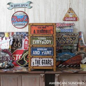 アメリカン家具 家具 チェスト 4段 インテリア レトロ ヴィンテージ風 ガレージ ダメージ加工 アクセント家具 引き出し 収納 おしゃれ