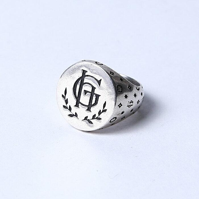 メンズジュエリー・アクセサリー, 指輪・リング GLAD HAND JEWELRY RING FAMILY CREST 925 MENS