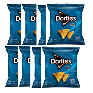 Doritos Cool Ranch Flavored Tortilla Chips, 1 Ounce (Pack of 40) / ドリトス クールランチ小袋 28.3g ×40パック