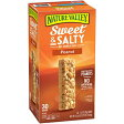 ネイチャーバレー グラノーラバー ピーナッツSWEET & SALTY NUT 30個入り/ Nature Valley Peanut Sweet & Salty Nut Granola Bars (1.2 oz, 30 pk)