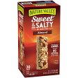 ネイチャーバレー グラノーラバー アーモンドSWEET & SALTY NUT 30個入り/ Nature Valley Almond Sweet & Salty Nut Granola Bars (1.2 oz, 30 pk)