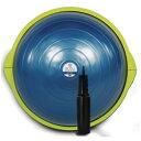 ◆BOSU◆ 50cm Balance Trainer Sport Version _Blue/ バランストレーナー スポーツバージョン ブルー(ライムグリーン縁取り)