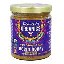 Heavenly Organics Organic Raw Neem Honey 12 oz ヘブンリ— オーガニクス オーガニック ワイルド ニーム ハニー