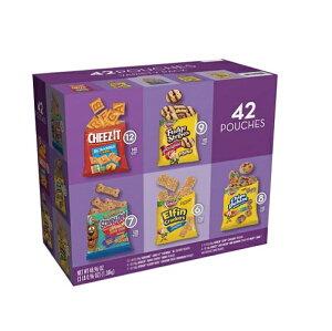 キーブラー クッキー クラッカー バラエティパック Keebler Cookie Cracker Variety Pack 42袋