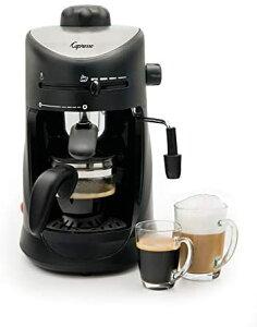 Capresso 4-Cup Espresso and Cappuccino Machine 303.01 / カプレッソ エスプレッソ & カプチーノマシン