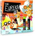 Blue Orange Dr. Eureka Speed Logic Game ブルーオレンジ ドクターユーリカ スピードロジックゲーム 8歳以上