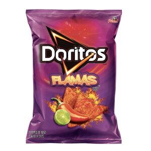 Doritos Flamas Flavored Tortilla Chips / ドリトス トルティーヤチップス フラマス ライムチリ味 276.4g(9.75oz)