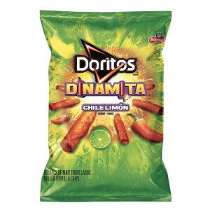 Doritos Chili Limon Flavored Rolled Tortilla Chips / ドリトス トルティーヤチップス ロール チリレモン味 319g(11.25oz)