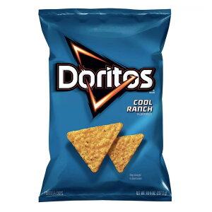 Doritos Cool Ranch Flavored Tortilla Chips / ドリトス トルティーヤチップス クールランチ味 9.75oz(276g)