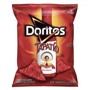 Doritos Tapatio flavor Tortilla Chips / ドリトス トルティーヤチップス ホットソース タパティオ味 276.4g(9.75oz)