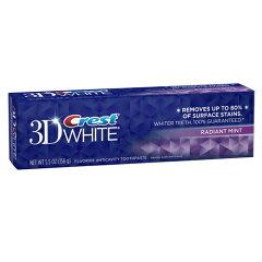 海外製のおすすめホワイトニング歯磨き粉7位クレスト3Dホワイトニング
