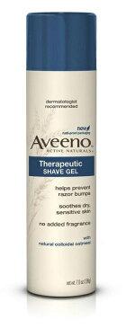 Aveeno アビーノ 薬用シェービングジェル 無香料/ Active Naturals Therapeutic Shave Gel fragrance free 7oz