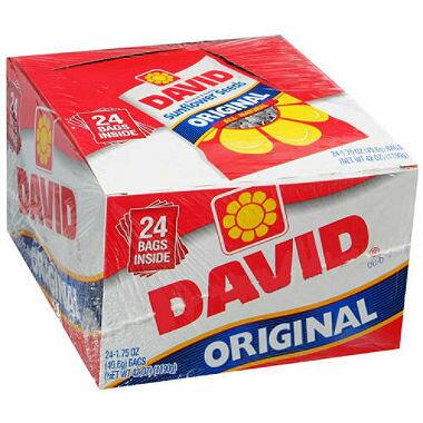 あめ・ミント・ガム, その他 DAVID Sunflower Seeds 24