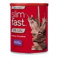 SlimFast 3-2-1 Plan High Protein Shake Mix, Creamy Chocolate 12.83 oz/スリムファスト クリーミーチョコレート 364 g