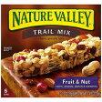ネイチャーバレー グラノーラバー フルーツ&ナッツ チューイー・トレールミックス 6本入り Nature Valley Granola Bars Chewy Trail Mix Fruit & Nut