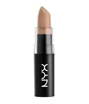 NYX Matte Lipstick /NYX マットリップスティック 色[21 Butter バター]