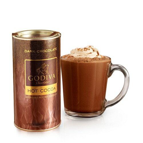 ゴディバ 『ホットココア ダークチョコレート』
