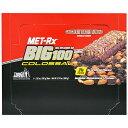 メットレックス プロテインバー チョコレートトーステッドアーモンド味 9本セット 32gプロテイン MET-Rx Big 100 Meal Replacement BarChocolate Toasted Almond 9 Bars 3.52 oz (100 g) Each