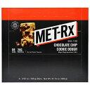 メットレックス プロテインバー チョコレートチップクッキードウ味 9本セット 32gプロテイン MET-Rx Big 100 Meal Replacement BarChocolate Chip Cookie Dough 9 Bars 3.52 oz (100 g) Each
