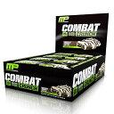 マッスルファーム コンバットクランチプロテインバー チョコレートココナッツ味 12本セット 20gプロテイン MusclePharm Combat Crunch Protein Bar Multi-Layered Baked Bar 20g Protein Chocolate Coconut 12 Bars
