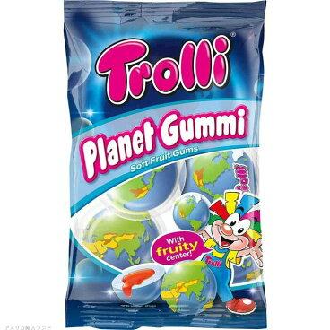 地球グミ1袋TrolliPLANETGUMMIトローリプラネットグミプラネットグミおもしろお菓子面白お菓子誕生日プレゼントクリ