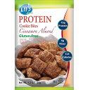 【訳あり】Kay's Naturals Protein Cookie Bites, Cinnamon Almond Filled, 1.2 oz Pack of 6 ケイズ ナチュラルズ プロテインクッキーバイツ シナモンアーモンド 約34g 6袋セット 【在庫限り/賞味期限2019年3月5日】
