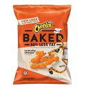 【訳あり】Cheetos Baked 50% less fat Crunchy Cheese 7.5 oz チートス ベイクド クランチーチーズ 脂肪分50%カット 216.1g【在庫限り/賞味期限2019年3月12日】