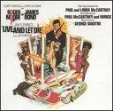 Soundtrack / Live & Let Die (輸入盤CD)(007死ぬのは奴らだ)