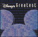 【Aポイント+メール便送料無料】ディズニー・グレイテスト・ヒッツ1 VA / Disney's Greatest 1...