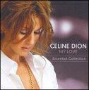 カラオケで人気の洋楽曲  Celine Dion(セリーヌ・ディオン)の「MY HEART WILL GO ON」を収録したCDのジャケット写真。