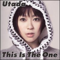 【Aポイント+メール便送料無料】UTADA Utada / This Is The One (輸入盤CD)【YDKG-u】