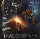 【輸入盤CD】Soundtrack / Transformer: Revenge Of The Fallen - Album (トランスフォーマー)
