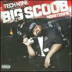【輸入盤CD】Tech N9ne Presents Big Scoob / Monsterifik (テック・ナイン)