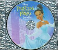 [郵件班次郵費免費]Soundtrack/Princess&The Frog: Tiana&Her Princess Friends(進口盤CD)(電影原聲帶)