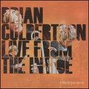 【メール便送料無料】Brian Culbertson / Live From The Inside (w/DVD) (輸入盤CD) (ブライアンカルバートソン)