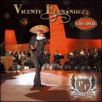 【輸入盤CD】【ネコポス送料無料】Vicente Fernandez / Primera Fila (w/DVD) (ヴィセンテ・フェルナンデス)