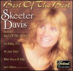 【輸入盤CD】【ネコポス100円】Skeeter Davis / Best Of The Best (スキーター・デイヴィス)