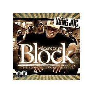 【輸入盤CD】【ネコポス送料無料】DJ Drama/Yung Joc / Welcome To My Block【★】
