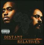 【メール便送料無料】Nas & Damian Marley / Distant Relatives (輸入盤CD)(ナズ&ダミアン・マーリー)