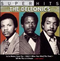 【メール便送料無料】Delfonics / Super Hits (輸入盤CD)(デルフォニックス)