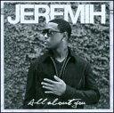 【Aポイント+メール便送料無料】ジェレマイ Jeremih / All About You (輸入盤CD)【YDKG-u】