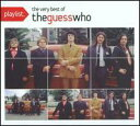 【Aポイント+メール便送料無料】ゲス・フー Guess Who / Playlist: The Very Best Of The Guess Who (輸入盤CD)【YDKG-u】