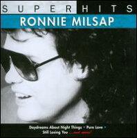 RonnieMilsap/SuperHits(輸入盤CD)【YDKG-u】