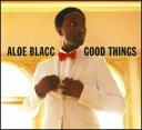 【メール便送料無料】Aloe Blacc / Good Things (輸入盤CD) (アロー・ブラック)